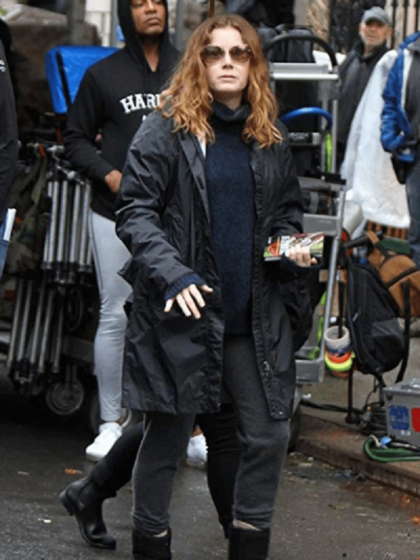 The Woman In The Window Amy Adams Coats