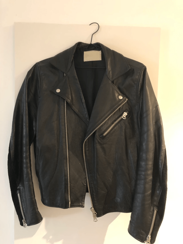 Acne Studios Gibson Leather Jacket