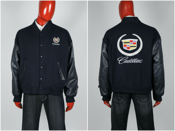 Cadillac Leather Jacket