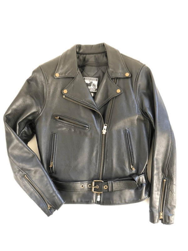 California Creations Leather Jacket
