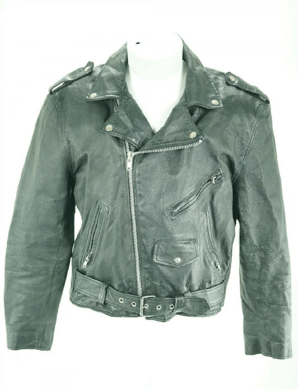 Cosa Nova Leather Jacket