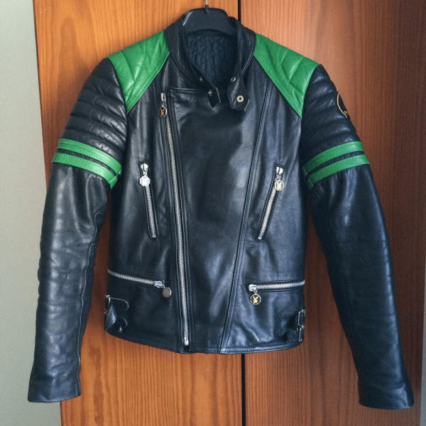Cuirs Leather Jacket