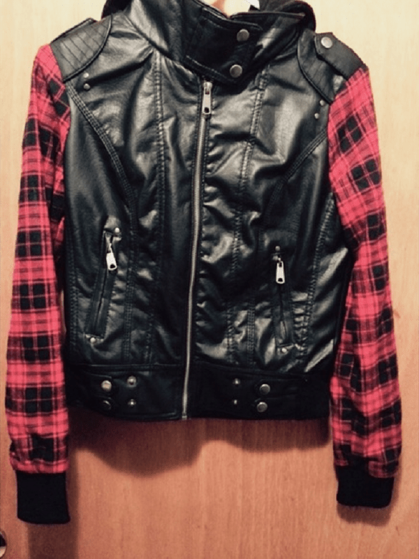 Flannels Leather Jacket