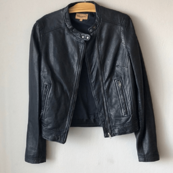 Levis Made And Crafted Leather Jacket