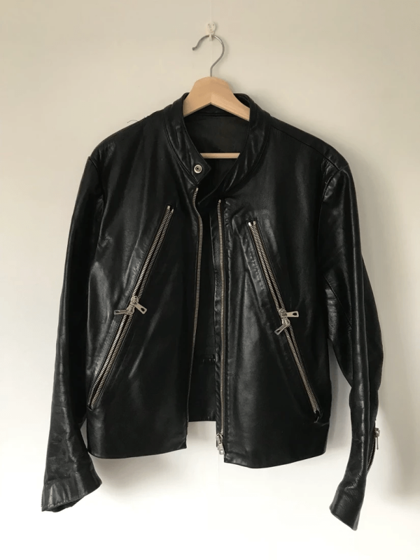 Margiela Leather Jacket