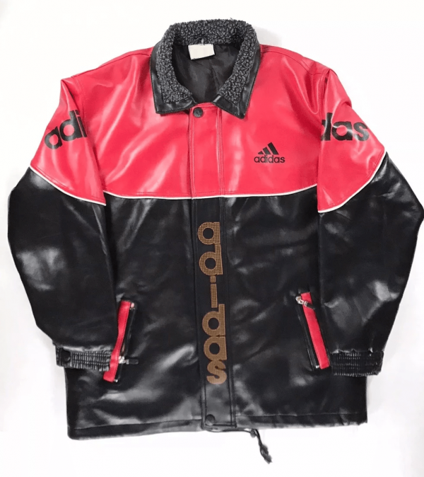Run Dmc Leather Jacket