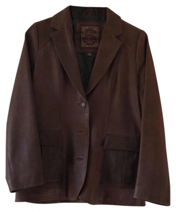 The Territory Ahead Leather Jacket