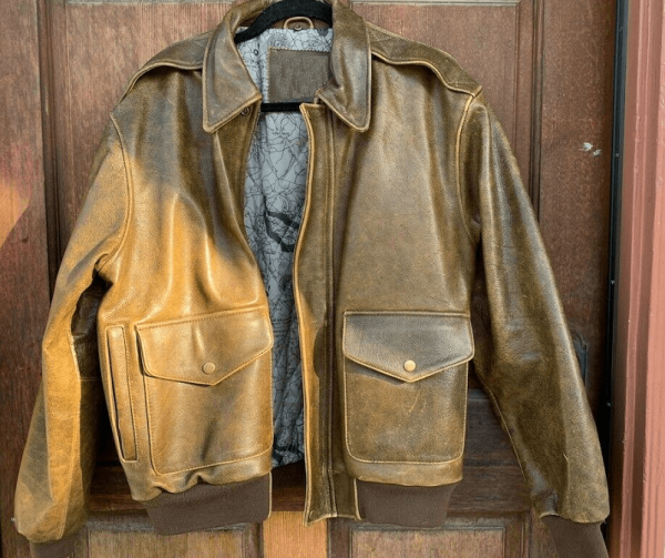 American Hide And Leather Jacket