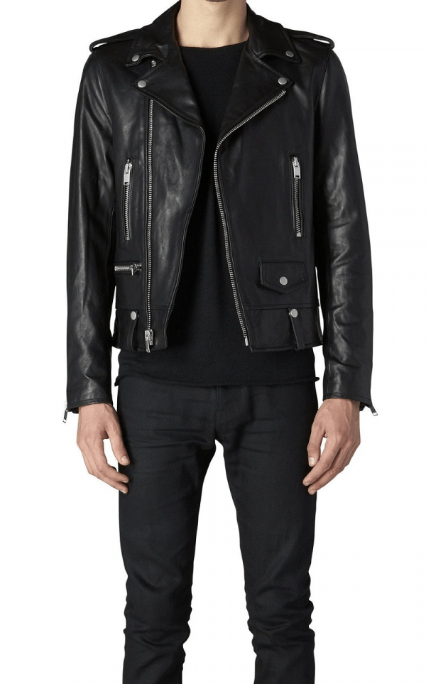 La Leather Jacket