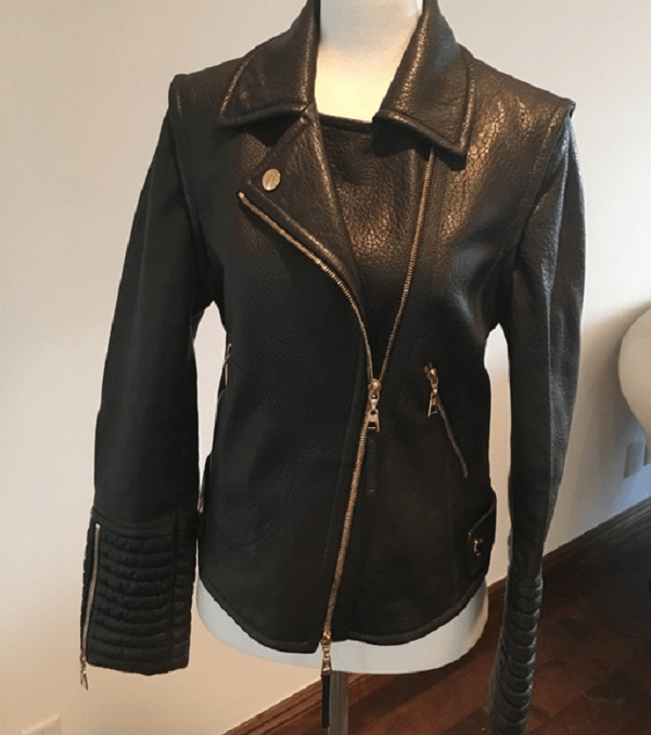 Lv Leather Jackets