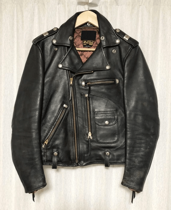 The Real Mccoy Leather Jacket