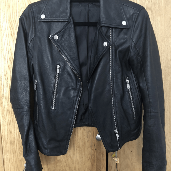 Zara Woman Leather Jacket