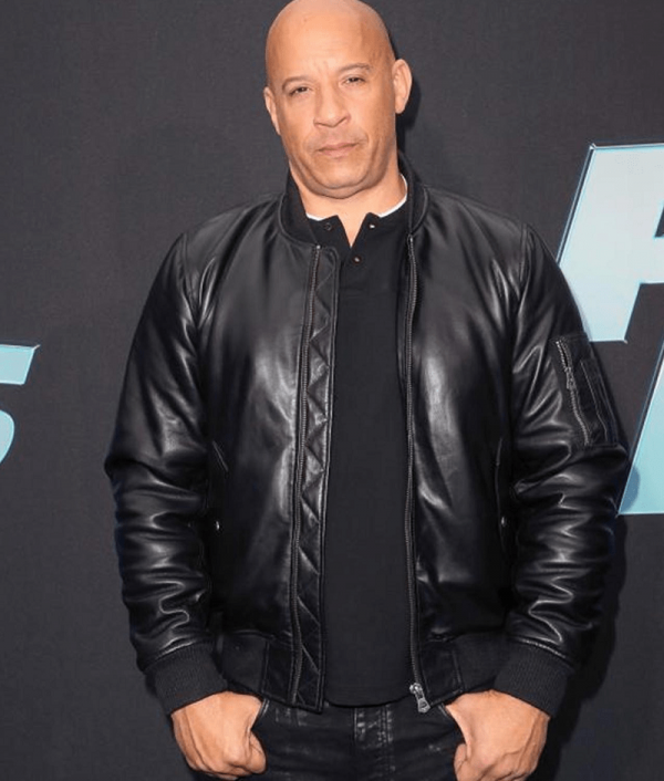Fast And Furious 9 Vin Diesel Bomber Jacket