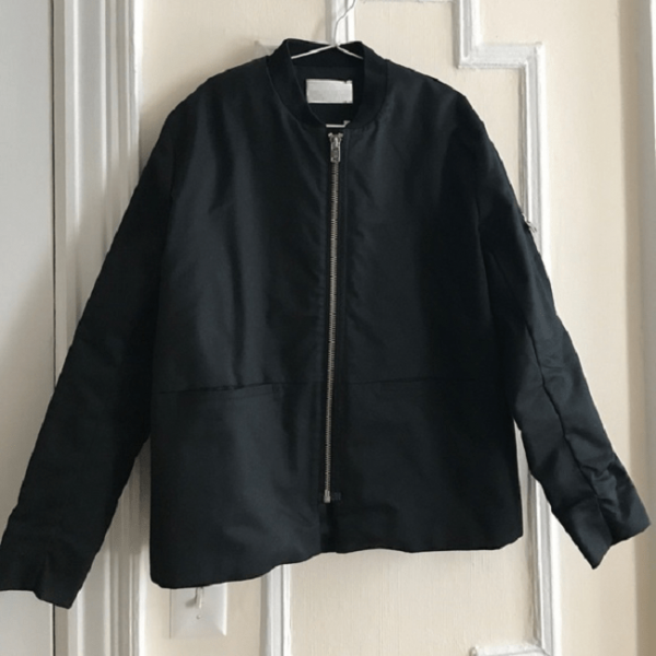 Won Hundred Leather Jacket