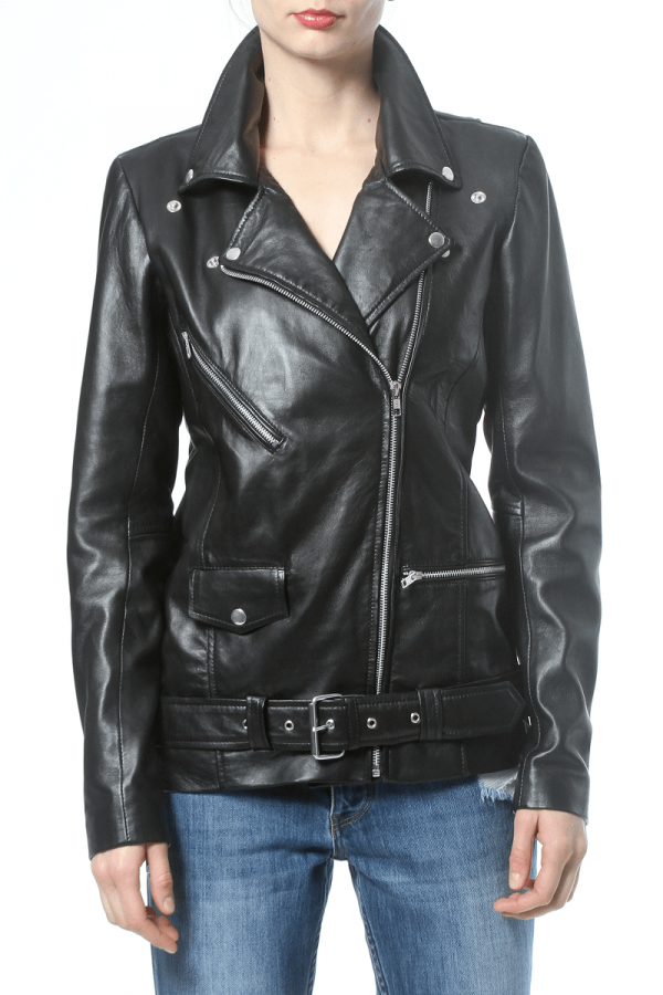 Boyfriend Leather Jackets