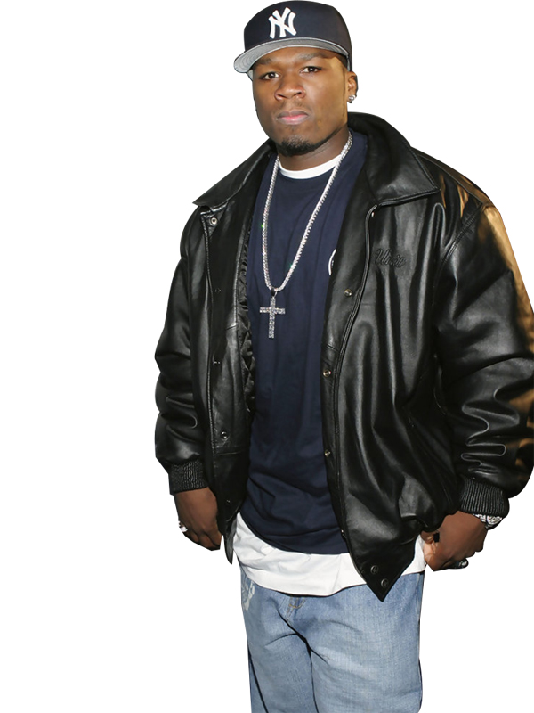 50 Cent Leather Jacket