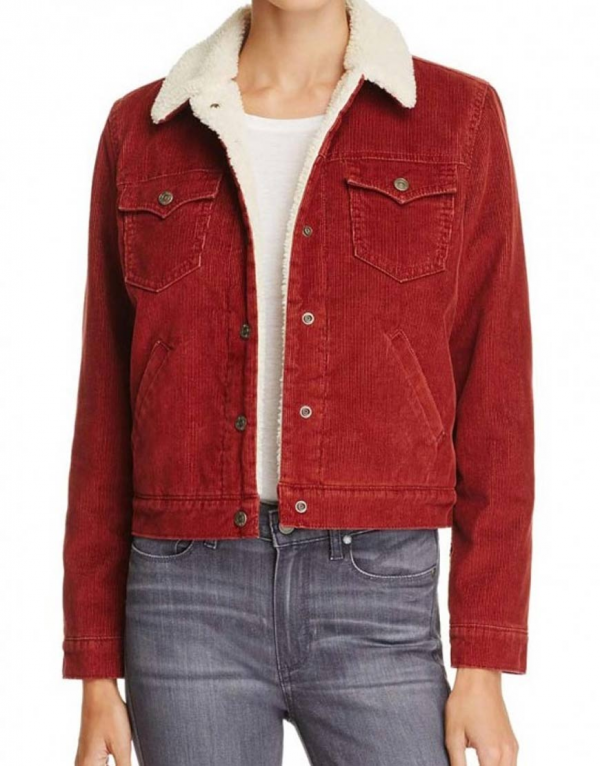 Nancy Wheeler Denim Jacket