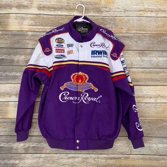 Crown Royal Leather Jacket