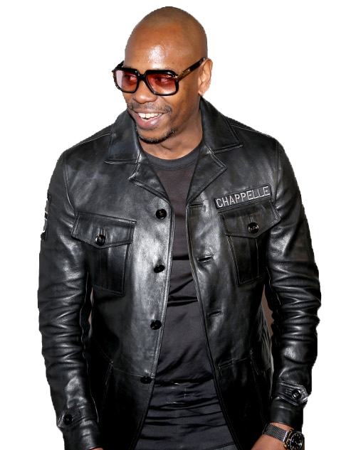 Daves Chappelle Leather Jacket