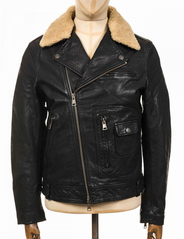 Deus Ex Leather Jacket