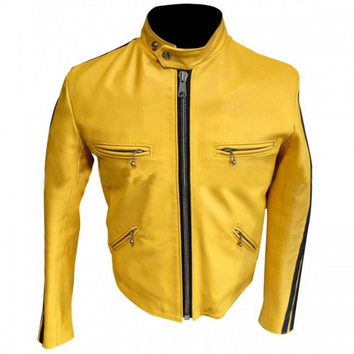 Dirk Gently Leather Jacket