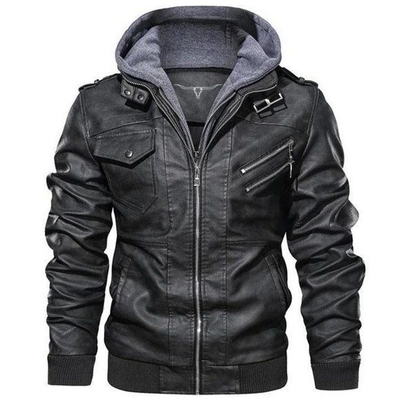 Dixon Leather Jacket