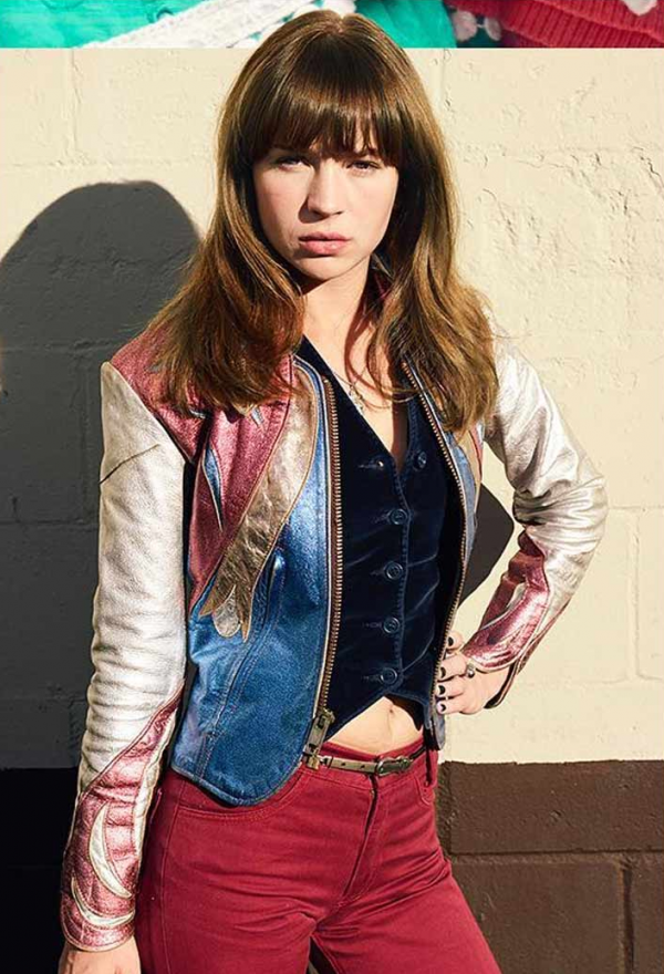 Girlboss Sophia Marlowe Leather Jacket