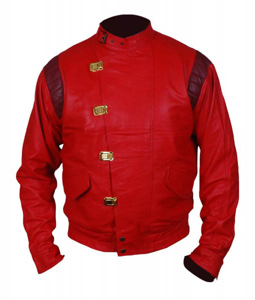 Goods For Your Health Leather Jacket