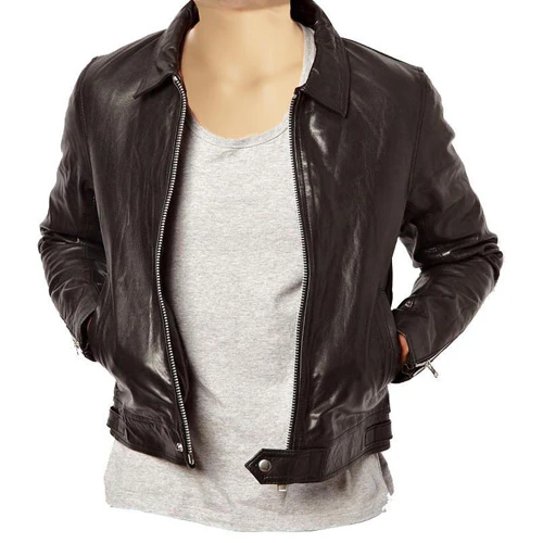 Lusso Leather Jacket