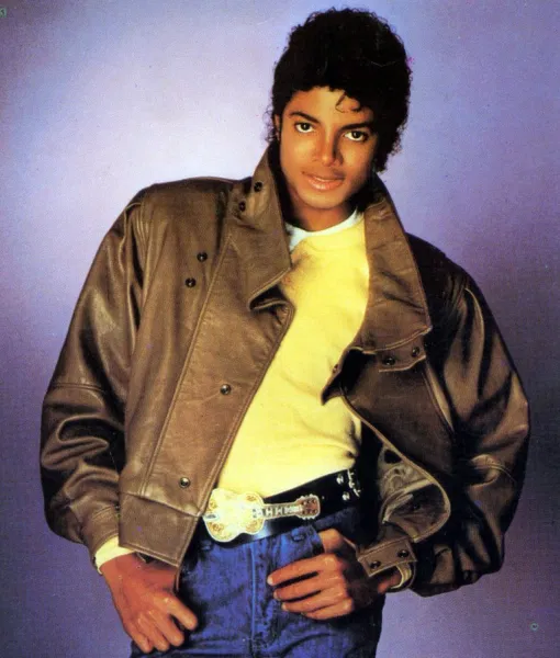 Michael Jackson Pyt Leather Jacket
