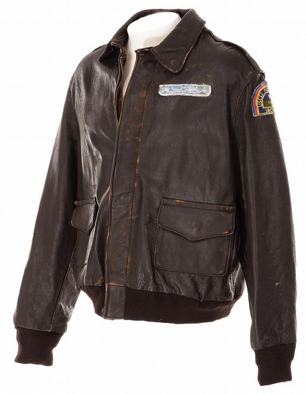 Nostromo Leather Jacket