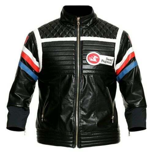 Party Poison Leather Jacket