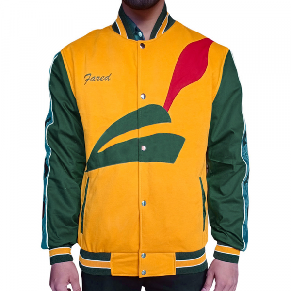 Pied Piper Cotton Jacket