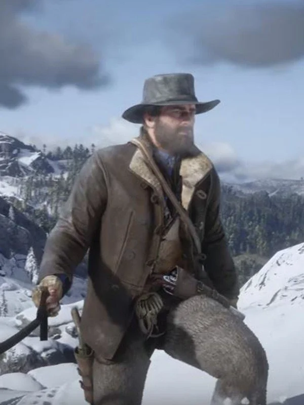 Rdr2 Scout Leather Jacket