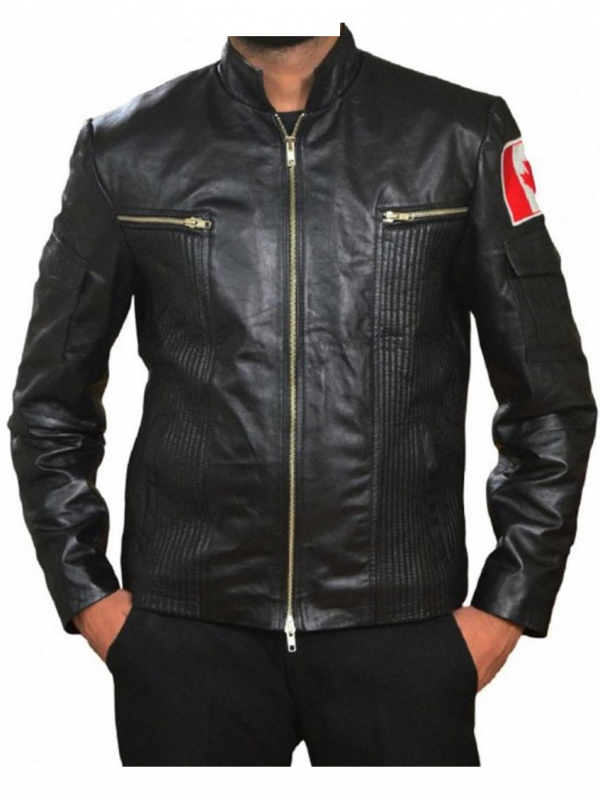 Stargate Leather Jacket