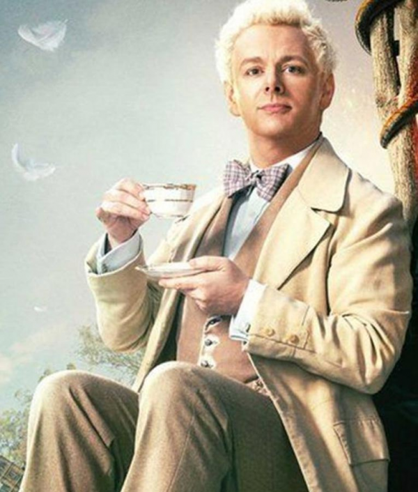 Aziraphale Good Omens Coat