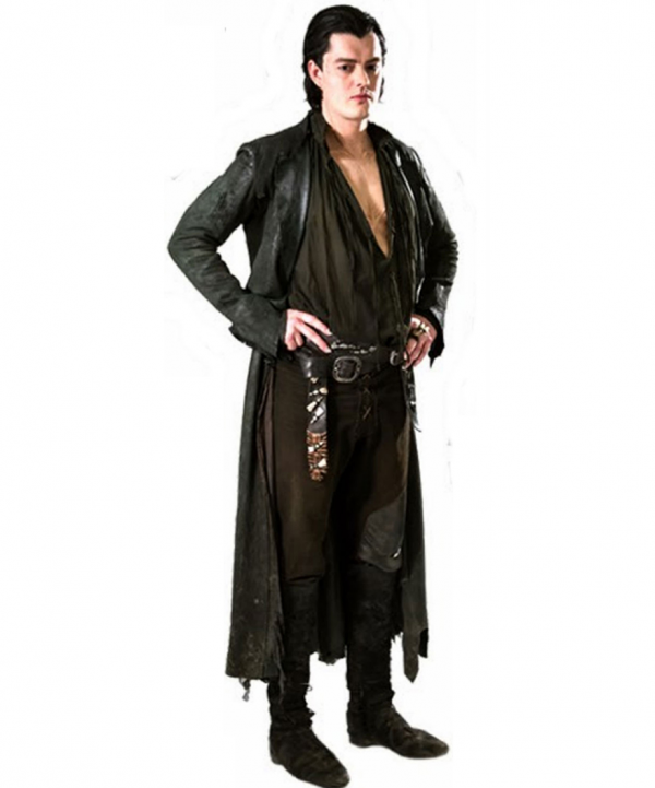 Maleficents Diaval Coat