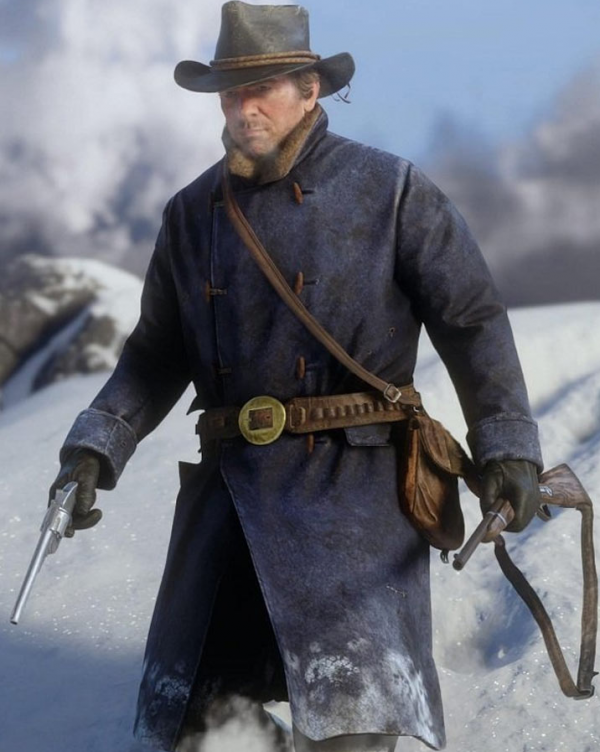 Red Dead Redemption 2 Arthur Morgan Coat