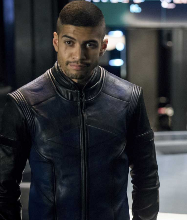 Rick Gonzalez Arrow Season 6 Jacket