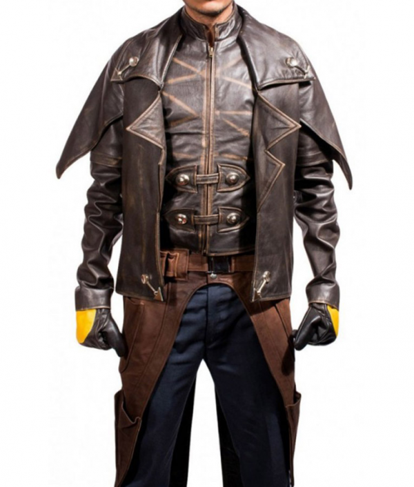 Star Wars The Clone Wars Cad Bane Jacket