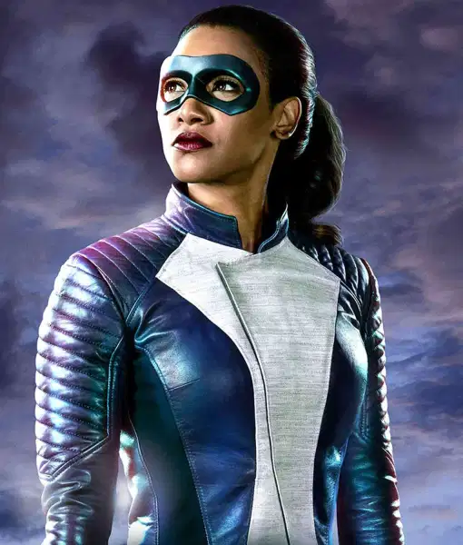 The Flash Nora West Xs Jacket