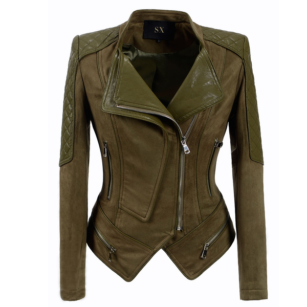 Deerskin Retro Leather Jacket