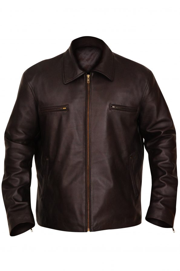 President Obama Leather Jacket