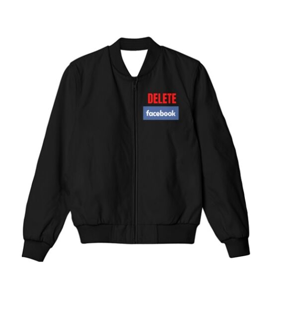 Delete Facebook Jackets