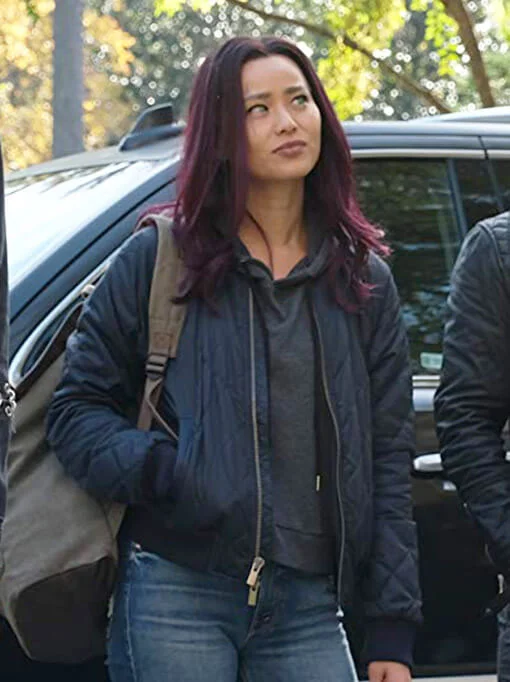 Jamie Chung The Gifted Jacket