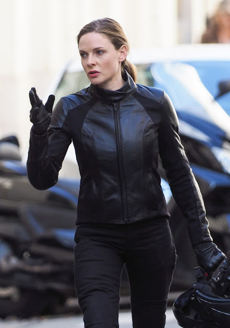 Mission Impossible Fallout Ilsa Faust Jacket