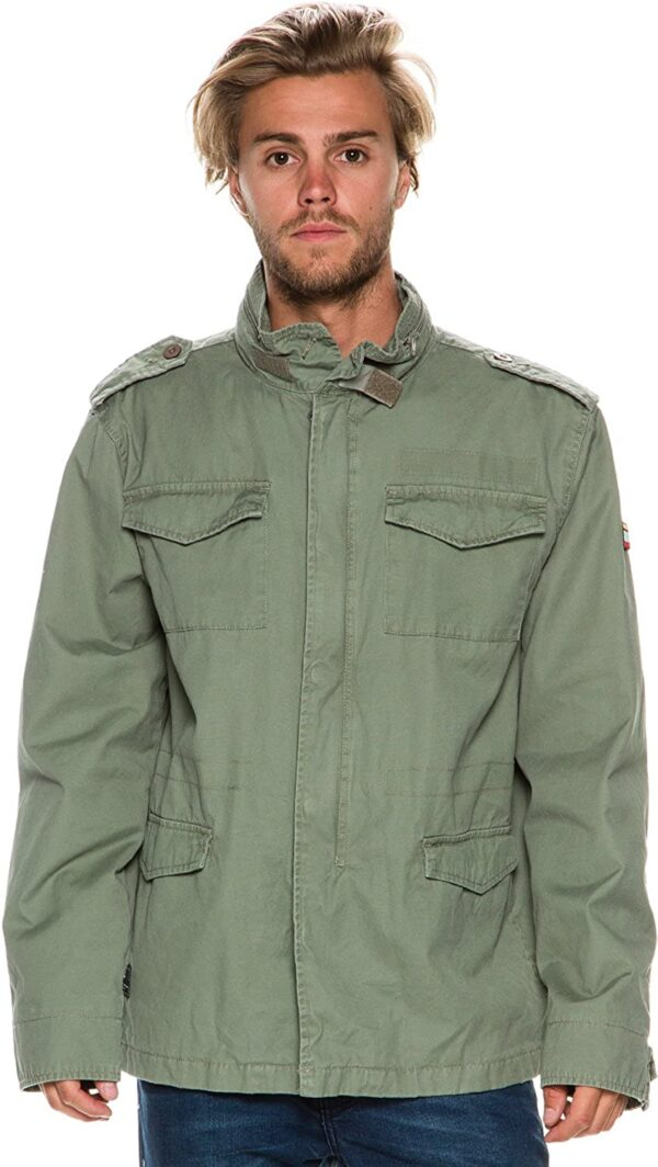 Rusty Mens Malignant Jacket