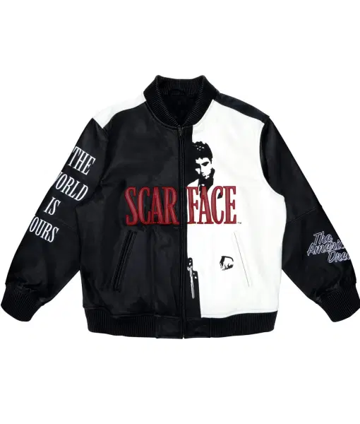 Scareface Leather Jackets