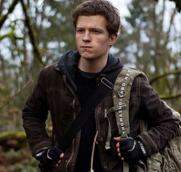 Tom Holland Chaos Walking Jacket