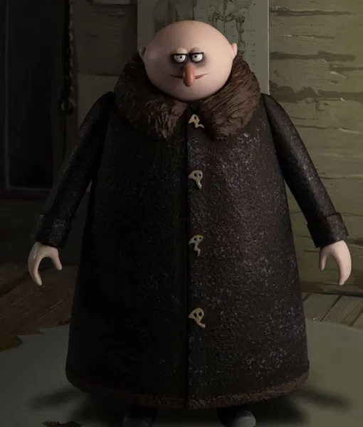 Uncle Fester Addams Family Values Coat